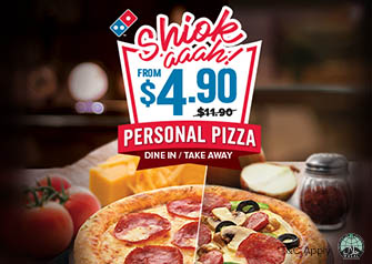 Online Order the Best Food & Pizza Delivery in Singapore